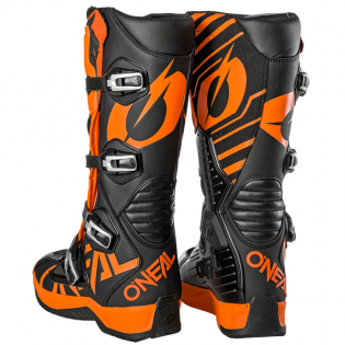 ONeal RMX Orange Motocross Boots Image 4