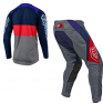 Troy Lee Designs SE Air Beta Navy Grey Kit Combo