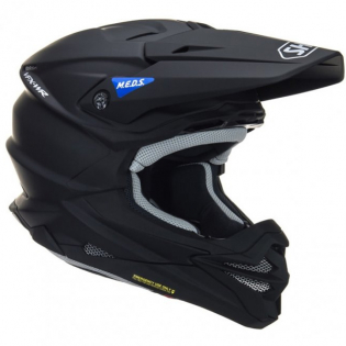 Shoei VFX-WR Matt Black Helmet Image 2