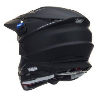 Shoei VFX-WR Matt Black Helmet Image 4