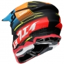 Shoei VFX-WR Zinger Blue Orange Red TC10 Helmet