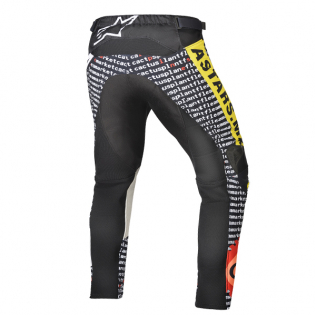Alpinestars Racer Tech Ltd Ed Cactus Rainbow Pants Image 3