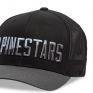 Alpinestars Word Meshback Black Cap