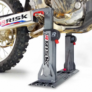 Risk Racing Lock N Load Mini Pro Strapless Tie-Down System Image 2