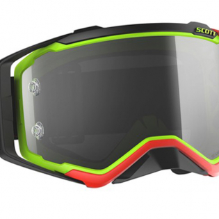 Scott Prospect Black Yellow Red Light Sensitive Goggles Image 3