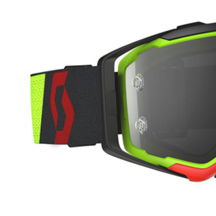 Scott Prospect Black Yellow Red Light Sensitive Goggles Image 4
