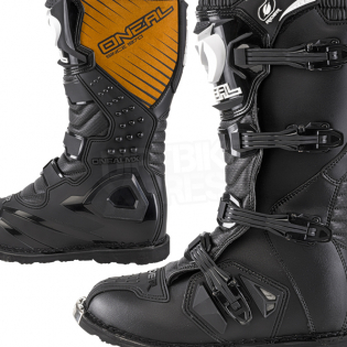 ONeal Rider Black Boots Image 3