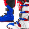 ONeal Rider Blue Red White Boots