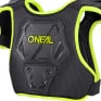 ONeal Pee Wee Kids Neon Yellow Chest Guard