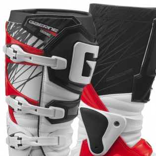 Gaerne Fastback Motocross Red Boots Image 2