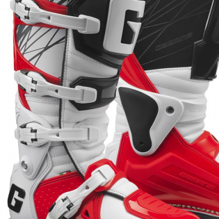 Gaerne Fastback Motocross Red Boots Image 3