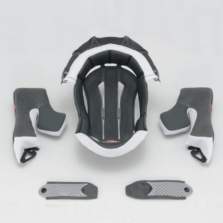 Shoei VFX-WR Helmet Cheek Pads Image 2