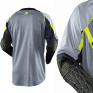 Answer Taiga XC Enduro Grey Hi Viz Jersey