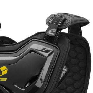 EVS F2 Black Roost Body Armour Image 4