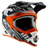 ONeal 2 Series Spyde 2.0 Black White Orange Helmet