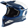 ONeal 8 Series 2T Blue Wh