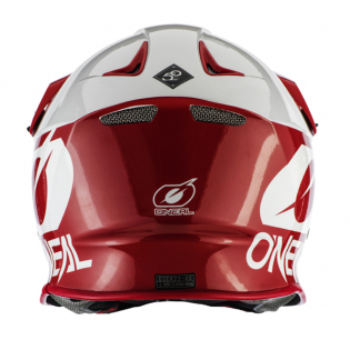 ONeal 8 Series 2T Red White Motocross Helmet Image 3