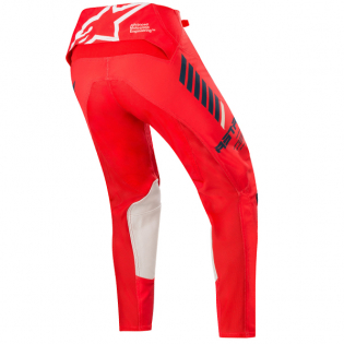 Alpinestars SuperTech Red Navy White Pants Image 4