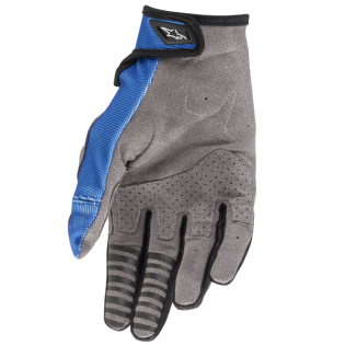 Alpinestars Techstar Dark Blue Black Gloves Image 3