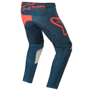 Alpinestars Racer Tech Compass Red Navy Pants Image 4