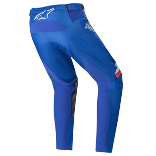 Alpinestars Racer Braap Blue White Pants Image 4