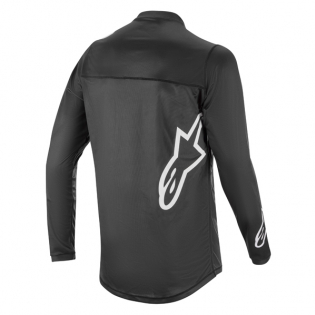 Alpinestars Kids Racer Graphite Black Grey Jersey Image 4
