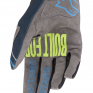 Alpinestars Kids Radar Navy Aqua Gloves