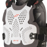 Alpinestars A4 Max White Anthracite Red Chest Protector