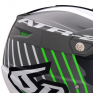 6D ATR-2 Motion Grey Green Helmet