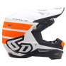 6D ATR-2 Stripe Orange Wh