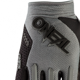 ONeal Element Gray Motocross Gloves Image 2