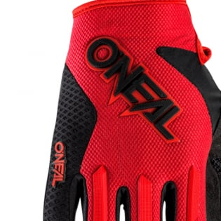 ONeal Element Red Motocross Gloves Image 2