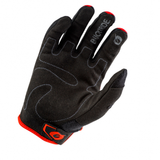 ONeal Element Red Motocross Gloves Image 3