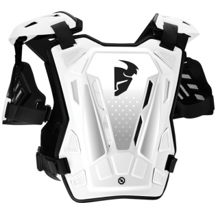 Thor Guardian White Black Body Protector Image 4