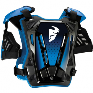 Thor Kids Guardian Black Blue Body Protection Image 3