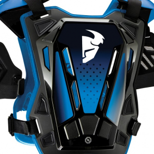 Thor Kids Guardian Black Blue Body Protection Image 4
