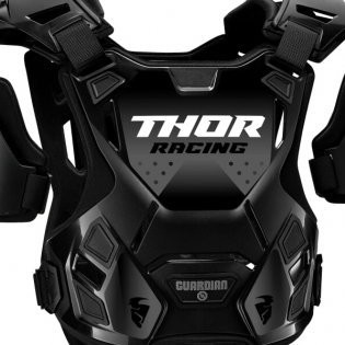 Thor Kids Guardian Black Body Protection Image 2