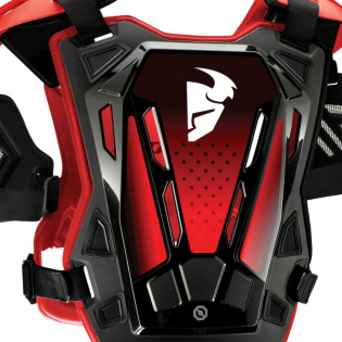 Thor Kids Guardian Black Red Body Protection Image 3