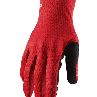 Thor Agile Red Gloves Image 2