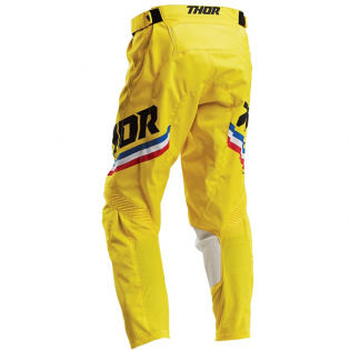 Thor Pulse Pinner Yellow Black Pants Image 3
