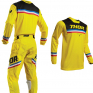 Thor Pulse Pinner Yellow Black Pants