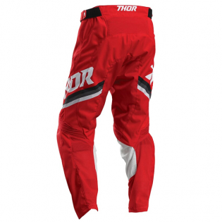 Thor Pulse Pinner Red White Pants Image 3