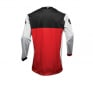 Thor Pulse Air Factor White Red Jersey