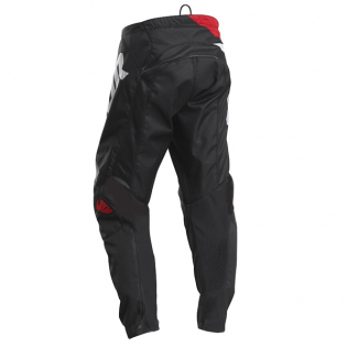 Thor Kids Sector Blade Charcoal Red Pants Image 3