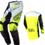 ONeal Element Impact Black Neon Yellow Jersey