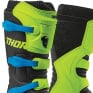 Thor Blitz XP Flo Yellow Black Boots