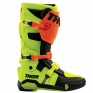 Thor Radial Flo Orange Yellow Boots
