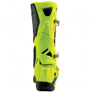 Thor Radial Flo Orange Yellow Boots Image 4