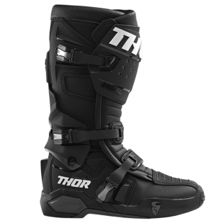 Thor Radial Black Boots Image 2