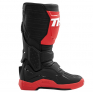 Thor Radial Black Red Boots